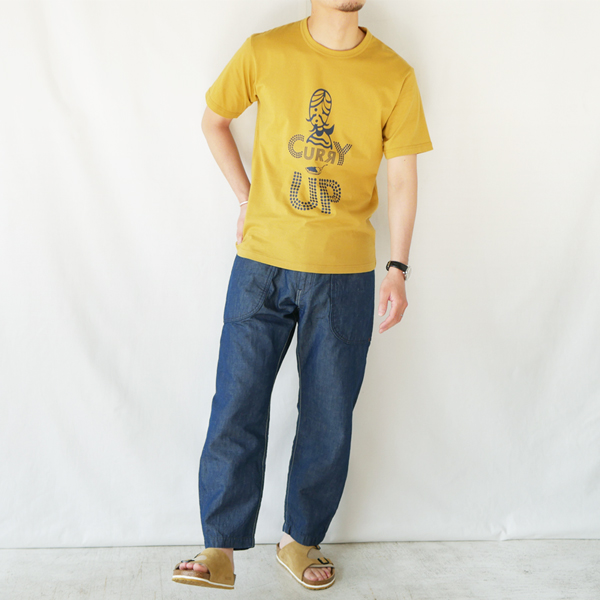 21SS STYLE SAMPLE – MENS 02