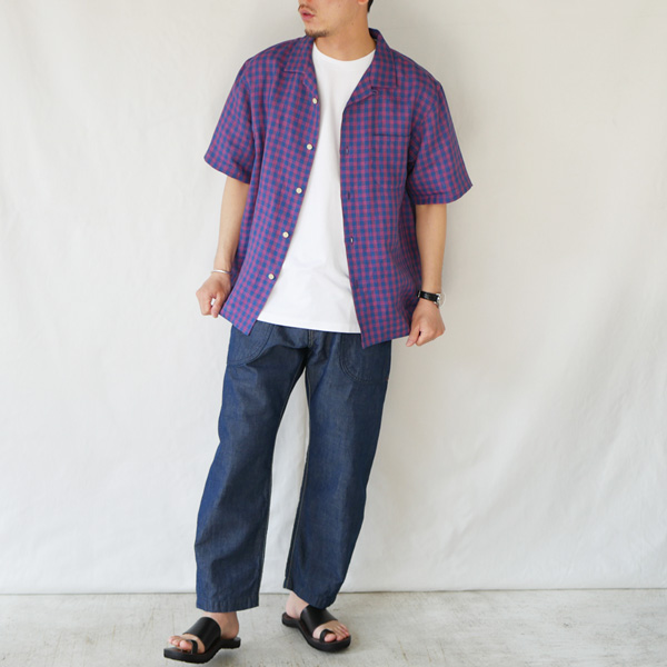 21SS STYLE SAMPLE – MENS 01
